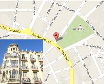 zamora abogados mapa ubicación